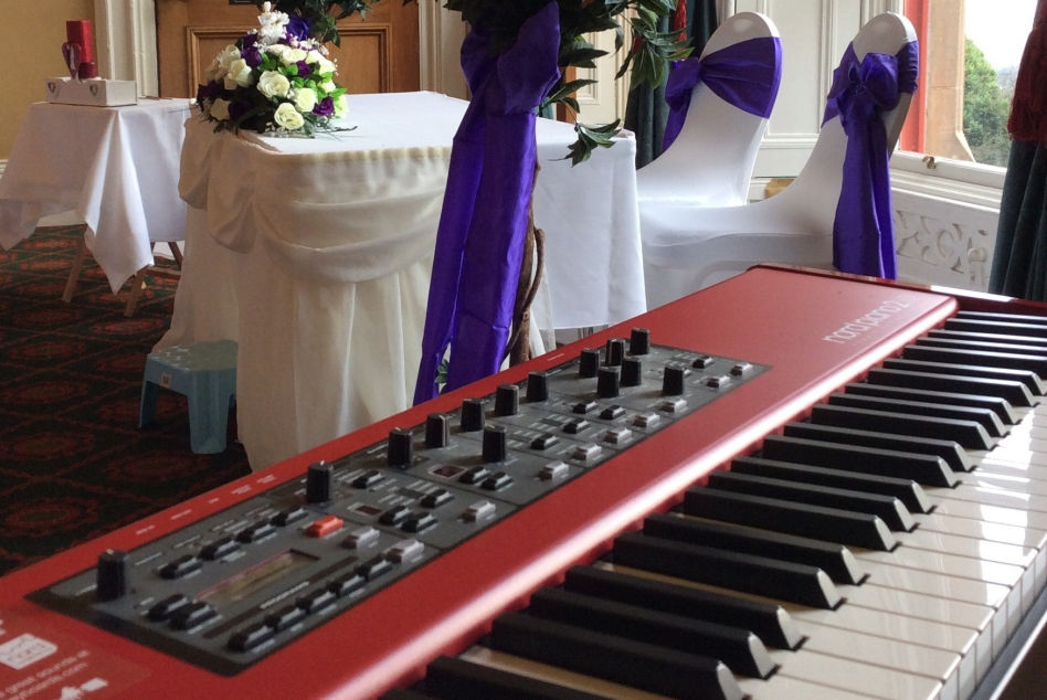The perfect solution for venues without a piano